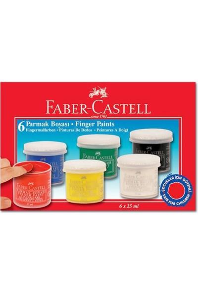 Faber-Castelll Parmak Boyası 6 Renk