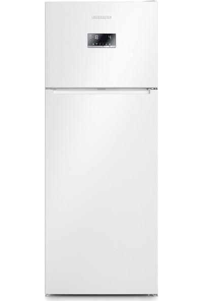Grundig GRND 5100 A+ 510 lt No-Frost Buzdolabı
