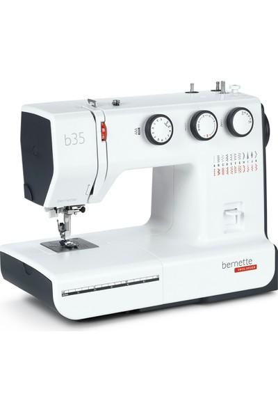 Bernette B35 Ev Tipi Dikiş Makinesi