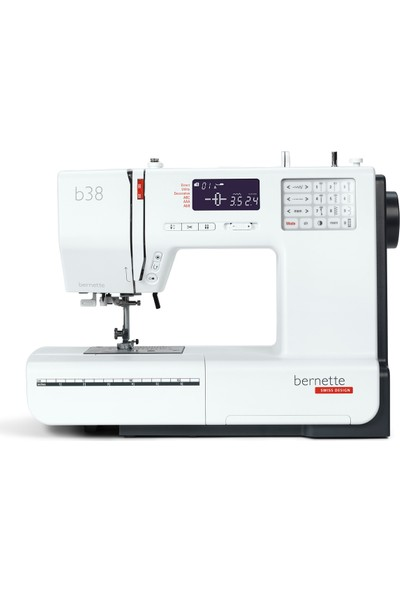 Bernette B38 Ev Tipi Dikiş Makinesi