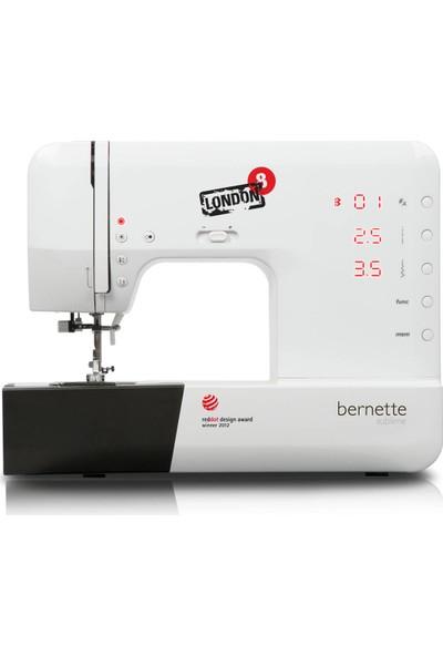 Bernette London 8 Ev Tipi Dikiş Makinesi