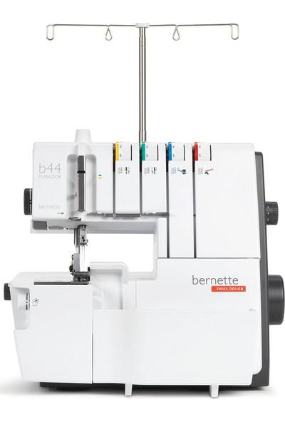 Bernette B44 4 İplikli Ev Tipi Overlok Makinesi