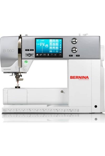 Bernina 560 Ev Tipi Dikiş Ve Piko Makinesi