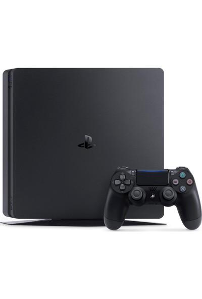 Sony Playstation 4 Slim 500 GB Oyun Konsolu-Türkçe Menü