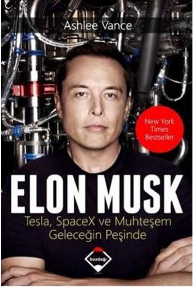 Elon Musk - Tesla, Spacex ve Muhteşem Geleceğin Peşinde - Ashlee Vance