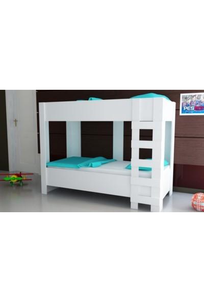 EvModüler Smart Ranza 006-01 Beyaz Beyaz