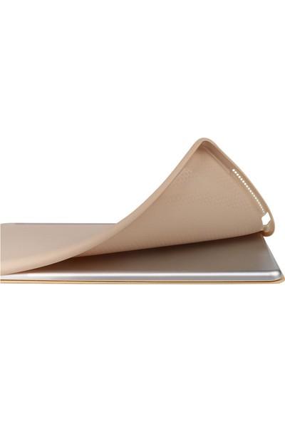 Elx Apple iPad Mini 2 3 Smart Tablet Kılıfı + Film + Kalem