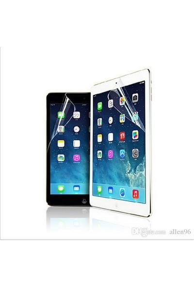 Fujimax Apple İpad Air 1 Air 2 A1474 A1475 A1566 A1567 Seri Uyku Modlu Arka Silikon Smart Tablet Kılıf+Film+Kalem