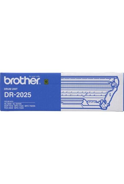 Brother DR-2025 Orjinal Drum Ünitesi (HL2030/HL2040/HL2070/DCP7010 / DCP7025/DCP7420/MFC7225 / MFC7420/MFC7820)