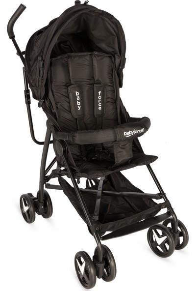 Baby Force BF-30 Joy Baston Bebek Arabası Siyah
