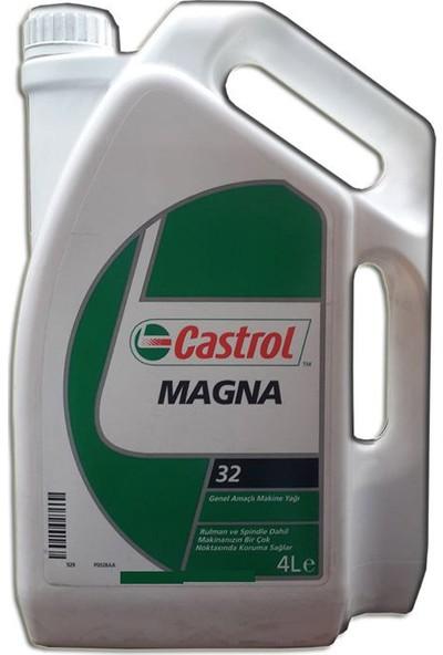 Castrol Magna Iso Vg 32 Dikiş Makinası Yağı 4 Litre (Tüm Modellere Uygun)