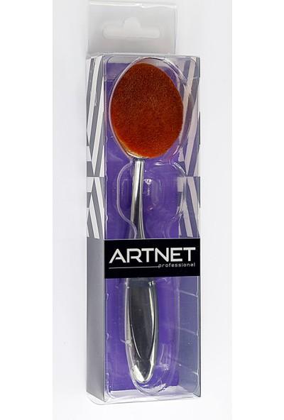 Artnet Oval Büyük Fondoten Fırçası