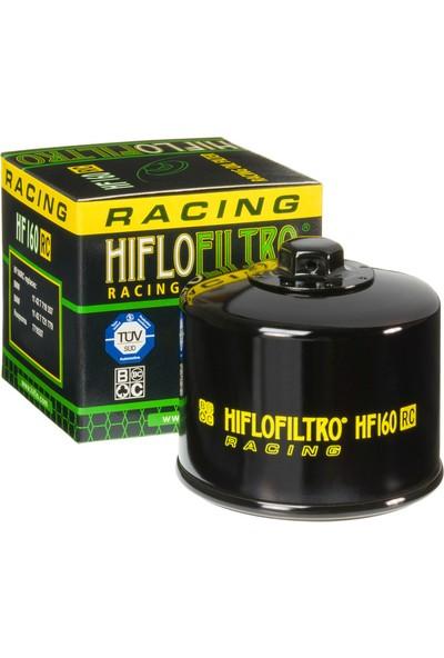 Hiflo HF160RC Premium Racing Metal Motosiklet Yağ Filtresi TUV Onaylı