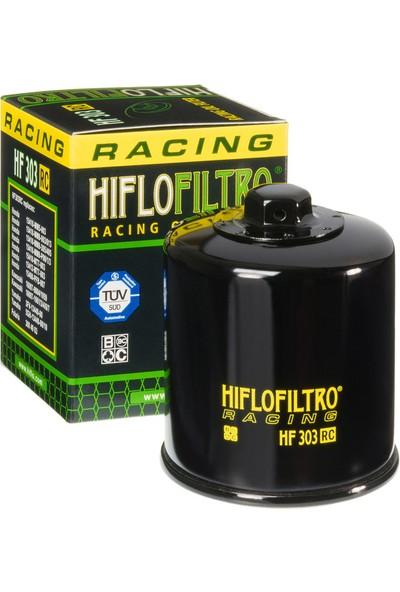 Hiflo HF303RC Premium Racing Metal Motosiklet Yağ Filtresi TUV Onaylı