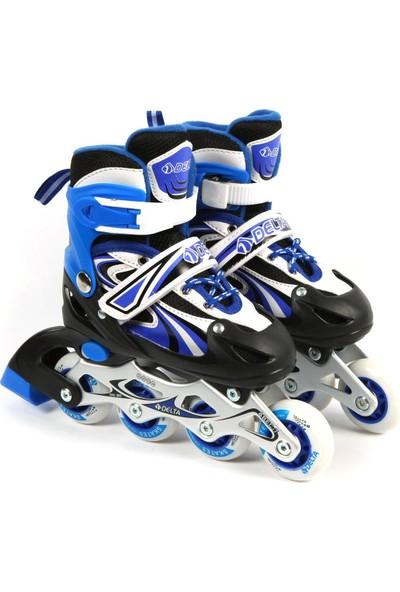 Delta FRC 900 Inline Skate Alüminyum Şase Ayarlanabilir Paten