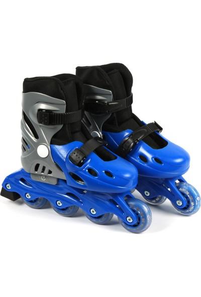 Delta SDT 82 Inline Skate Ayarlanabilir Numaralı Paten
