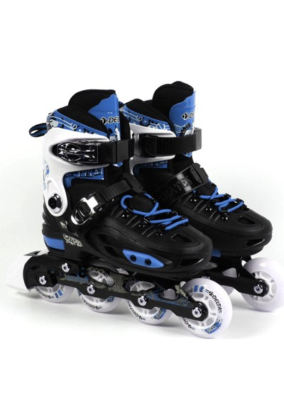 Delta WAP 69 Urban Inline Skate Silikon Teker Alüminyum Paten