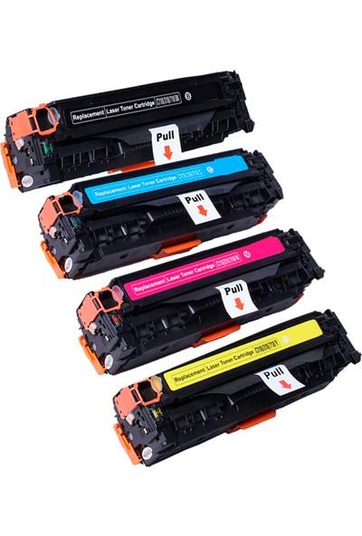 Imagetech® Canon Lbp7210/Lbp7210Cdn Toner Takım