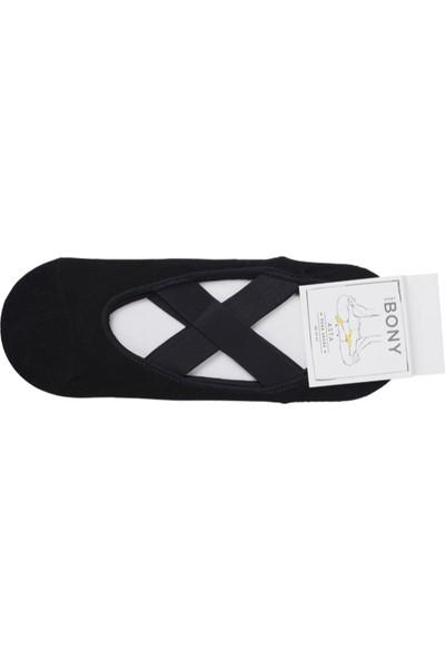 Katia Yoga Çorabı Siyah