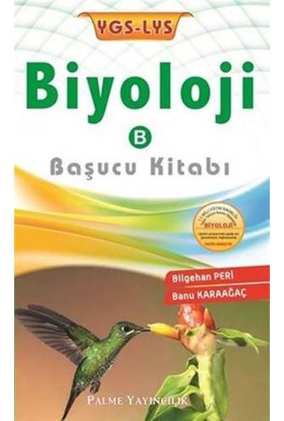 Palme YGS-LYS Biyoloji Başucu Kitabı B - Bilgehan Peri