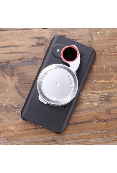 Ztylus Revolver Lens Camera Kit For Samsung Galaxy S7 - Black Case
