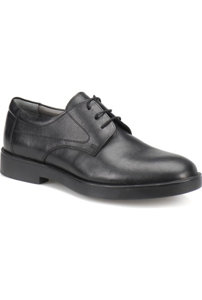 Flogart Nzc-21 M 1300 Siyah Erkek Deri Ayakkabı
