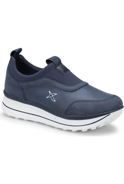 Kinetix Pauleta K Lacivert Kadın Ayakkabı