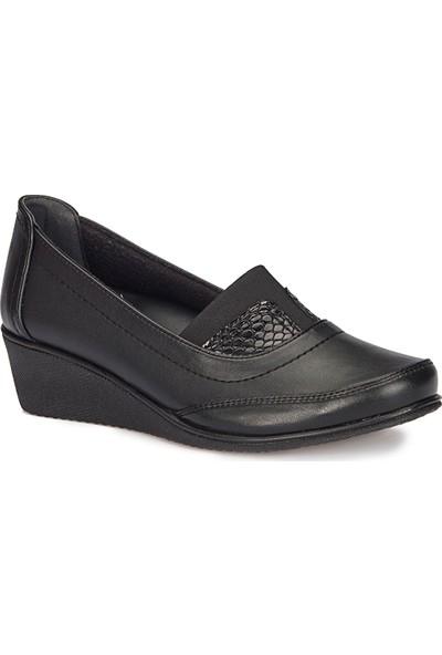 Polaris 5 Nokta 72.110011.Z Siyah Kadın Anne Ayakkabısı