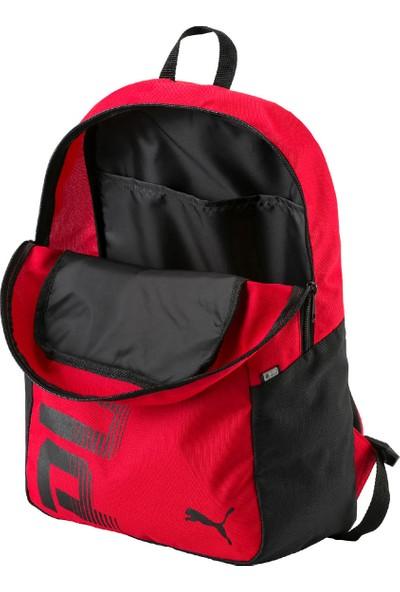 Puma Pioneer Backpack Toreado Koyu Kırmızı Kadın Sırt Çantası