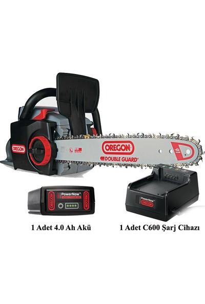 Oregon CS300 Şarjlı Ağaç Kesme Makinası 91 26 Diş