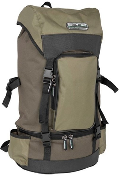 Spro Green Back Pack 34X14X58 cm Sırt Çantası