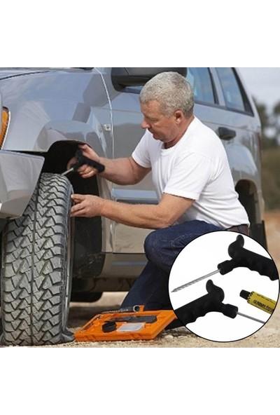 Pratik Lastik Tamir Seti Deluxe Tire Plug Kit