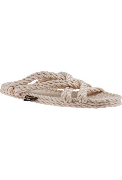 Gurkee'S Kadın Classic Bahama Rope Sandals Sandalet