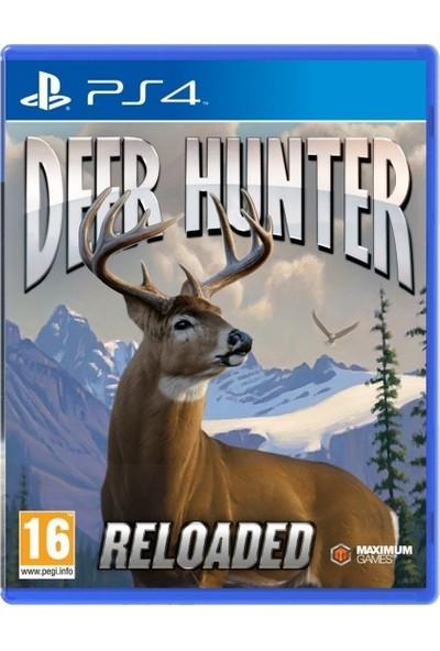 Deer Hunter Reloaded PS4 Oyun