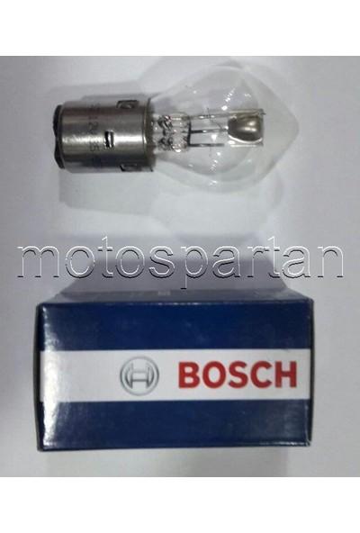 Motospartan Motosiklet Far Ampulü, Bosch, Purelıght, S2 Motosiklet, 12V 35/35