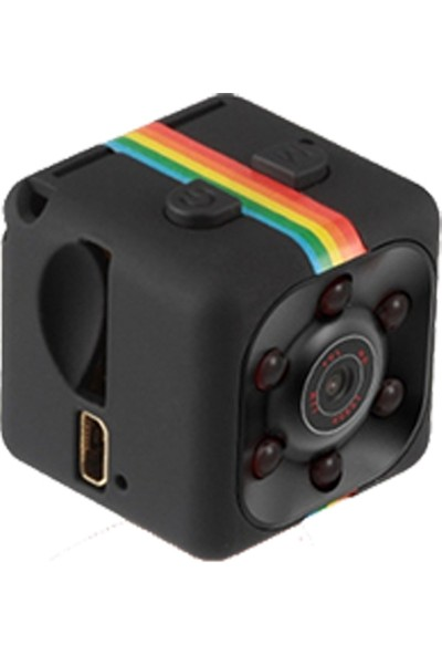 Ally Ally Sq11 Mini Kamera 1080P Hd Dvr