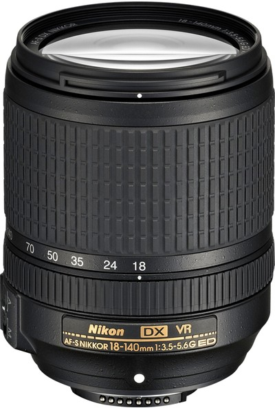 Nikon D7500 + 18-140 Lens + Hafıza Kartı + Çanta + Tripod