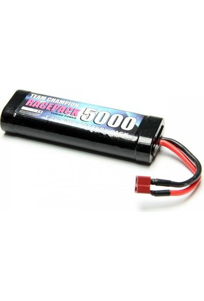 Team Champıon Racepack Tuning Power 5000 Mah 7,2V Nimh Batarya C8497