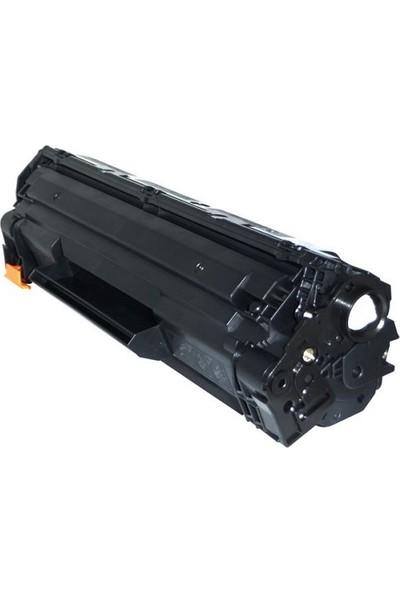 Yüzde Yüz Toner Canon iSensys Mf3010 Toner Muadil Crg725