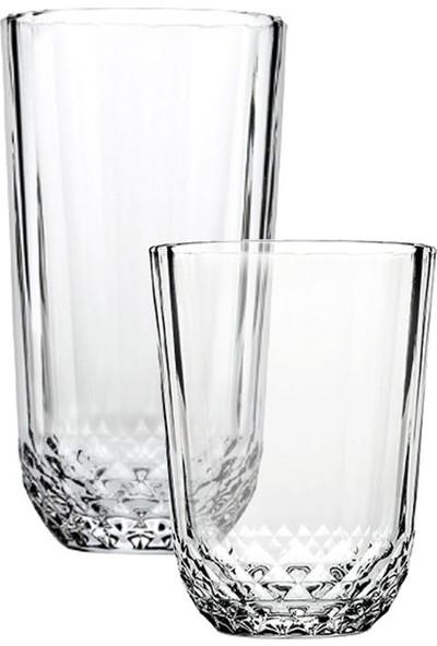 Paşabahçe 12 Parça Dıony Su Ve Meşrubat Takımı P52750-1080048 & P52770-1080047