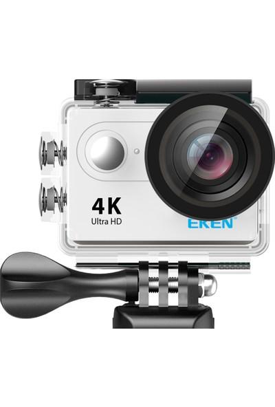 Eken H9R 4K Ultra HD Wifi Aksiyon Kamera -Beyaz