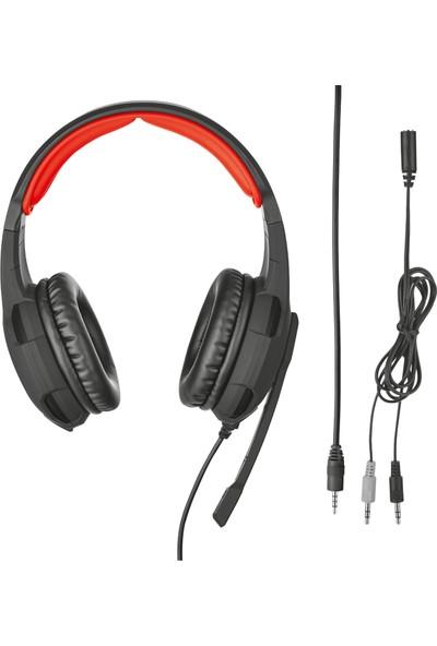 Trust GXT 310 Radius 21187 Kulak Üstü Oyuncu Kulaklığı