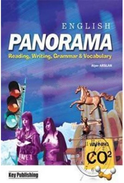 English Panorama Reading, Writing, Grammar & Vocabulary