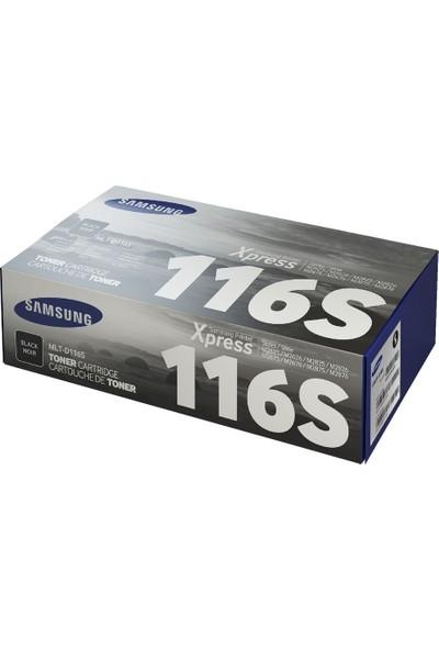 Samsung MLT-D116S 1200 Sayfa Kapasiteli Siyah Toner - M2675 / M2676 / M2875