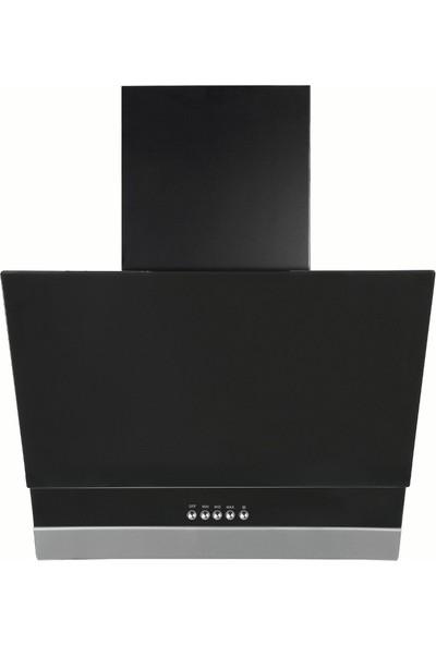 Simfer Oscar Siyah 3' lü Ankastre Set (8048 8 Fonksiyonlu ve Turbo Fanlı Fırın + 3601 Gaz Kesme Emniyetli Ocak + 5658 Push Buton Kontrollü Davlumbaz)
