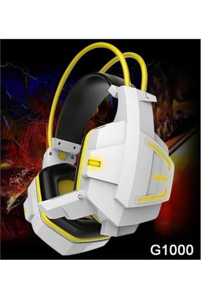 Tigoes G1000 Ledli Mikrofonlu Oyuncu Kulaklık