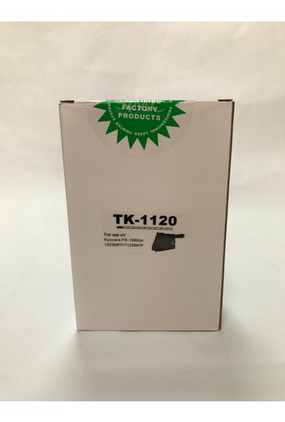 Imagetech® Kyocera TK1120 Toner
