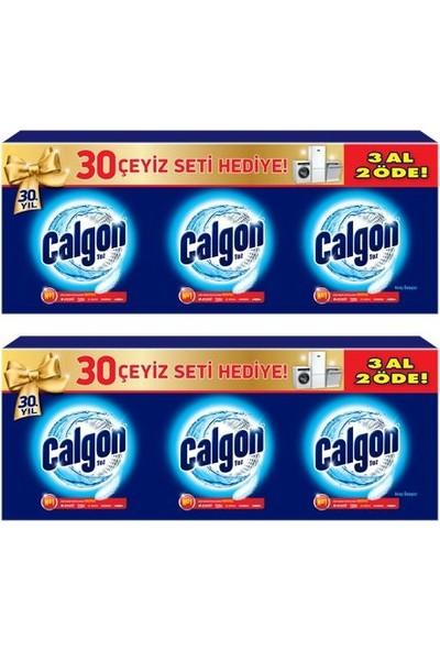 Calgon Çamaşır Makinesi Kireç Önleyici Toz 500 gr x 3 Adet (2'li Paket)