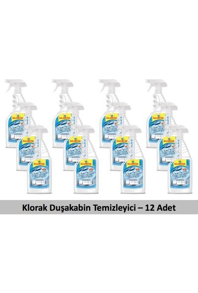 Klorak Duşakabin Temizleyici - 12 Adet