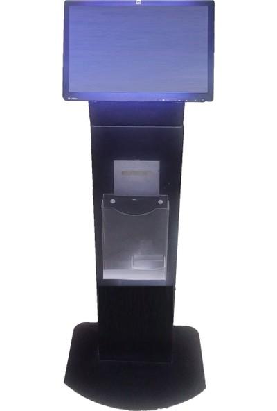 Gimax Kiosk Bilgisayar Monitör Sıramatik Otomat